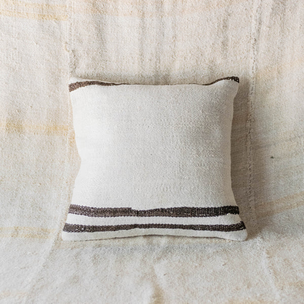 Turkish Hemp Pillow III