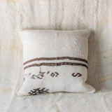 Turkish Hemp Pillow V