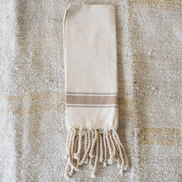 Tunisian Cotton Hand Towels