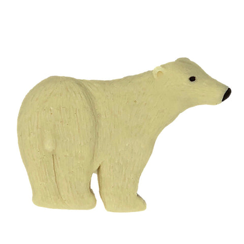 'Brumas' the Polar Bear - Solid White Chocolate