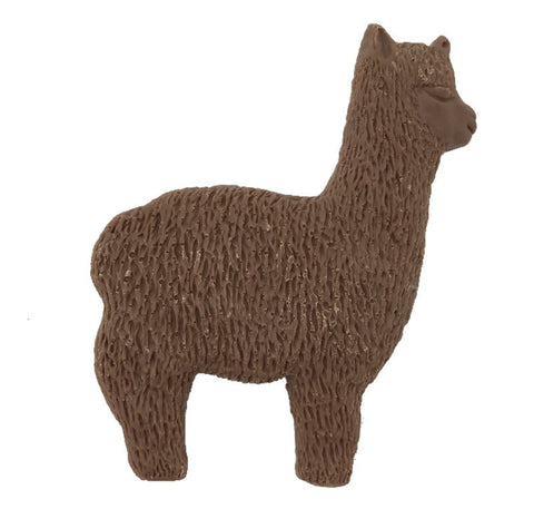 Chocolate Alpaca - Solid Milk Chocolate