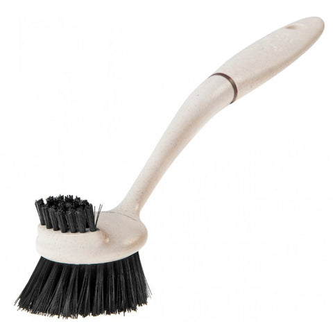 Greener Cleaner Dish Brush - Cream
