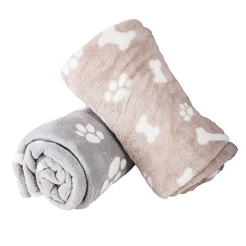 Luxury Micro Fibre Pet Blanket / Fleece - Large