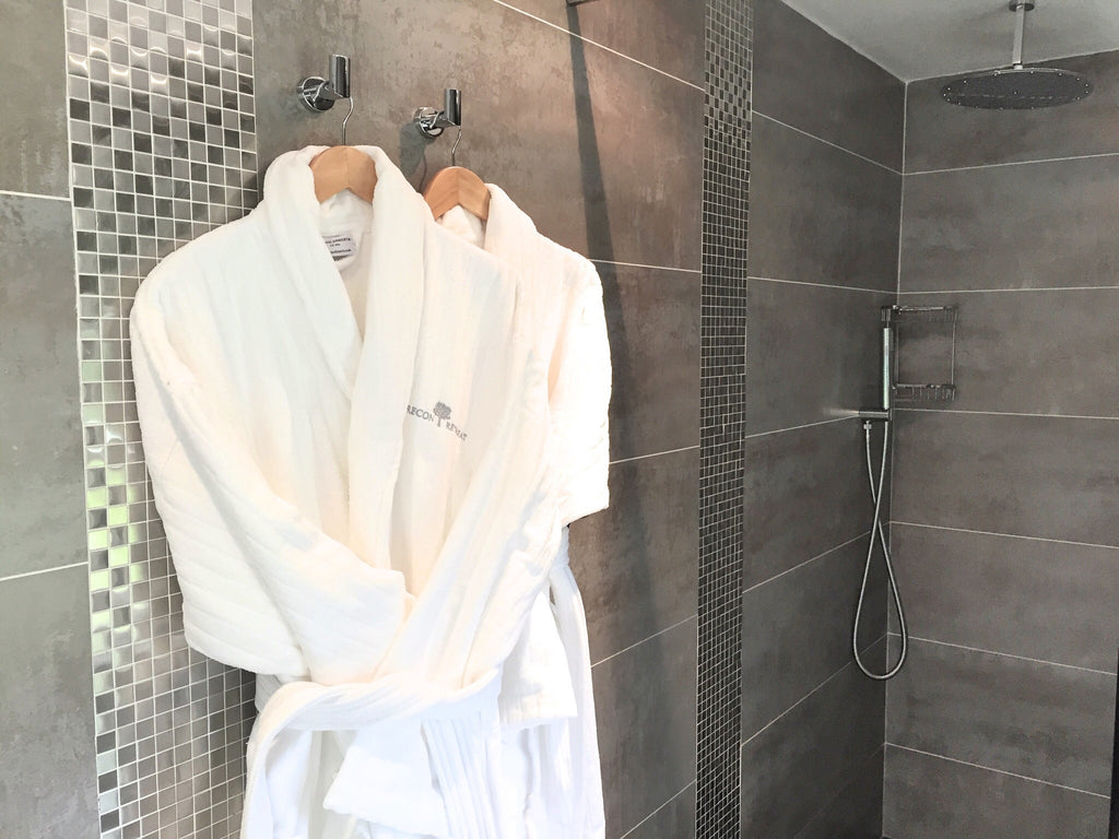Towelling Luxury Bath Robe
