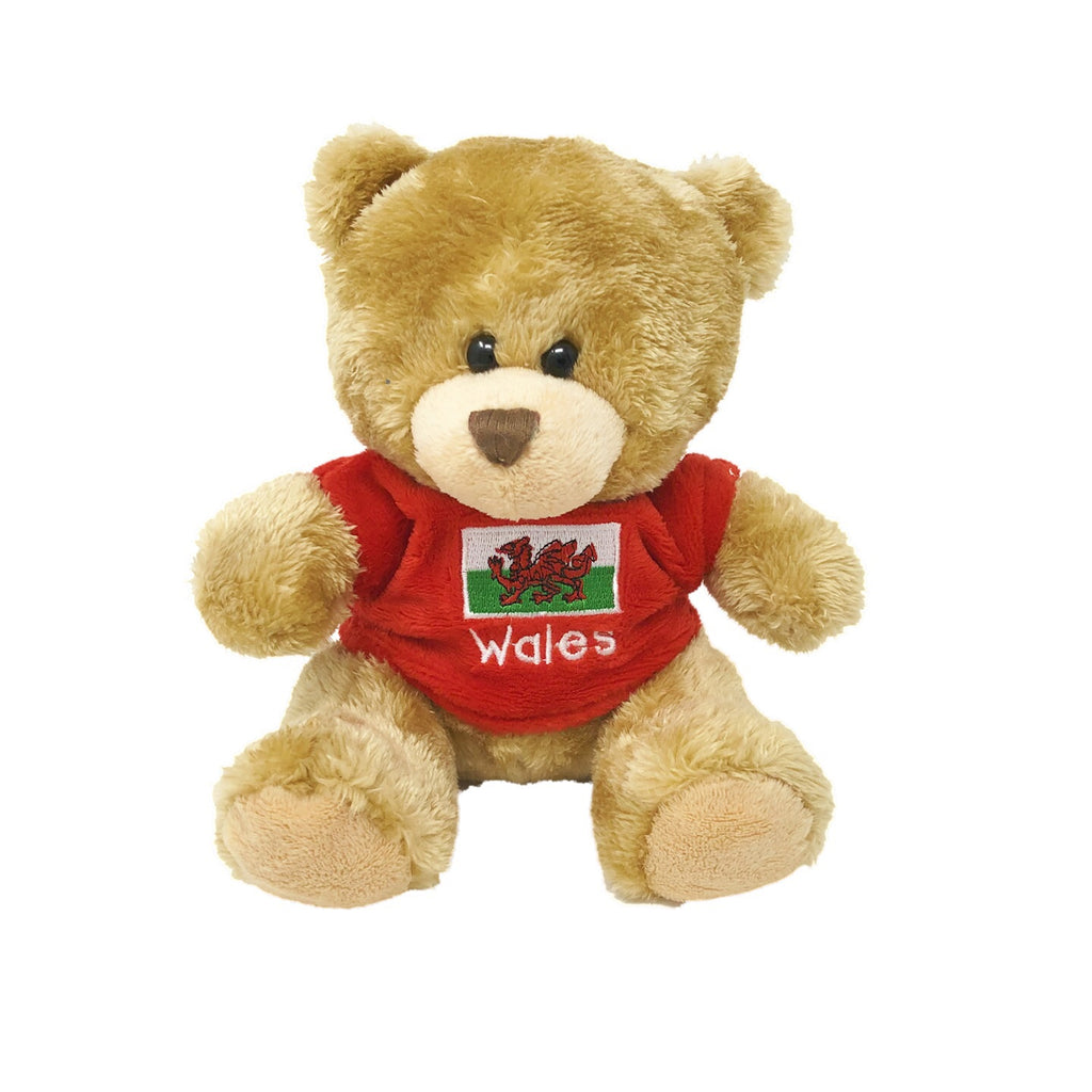 Welsh Teddy Bear - Pipp