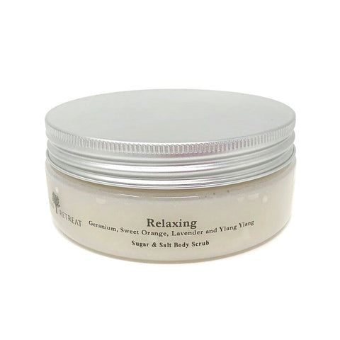 Sugar & Salt Exfoliating Body Scrub - Relaxing