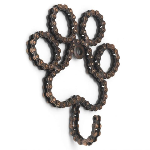 Paw Print Dog Hook