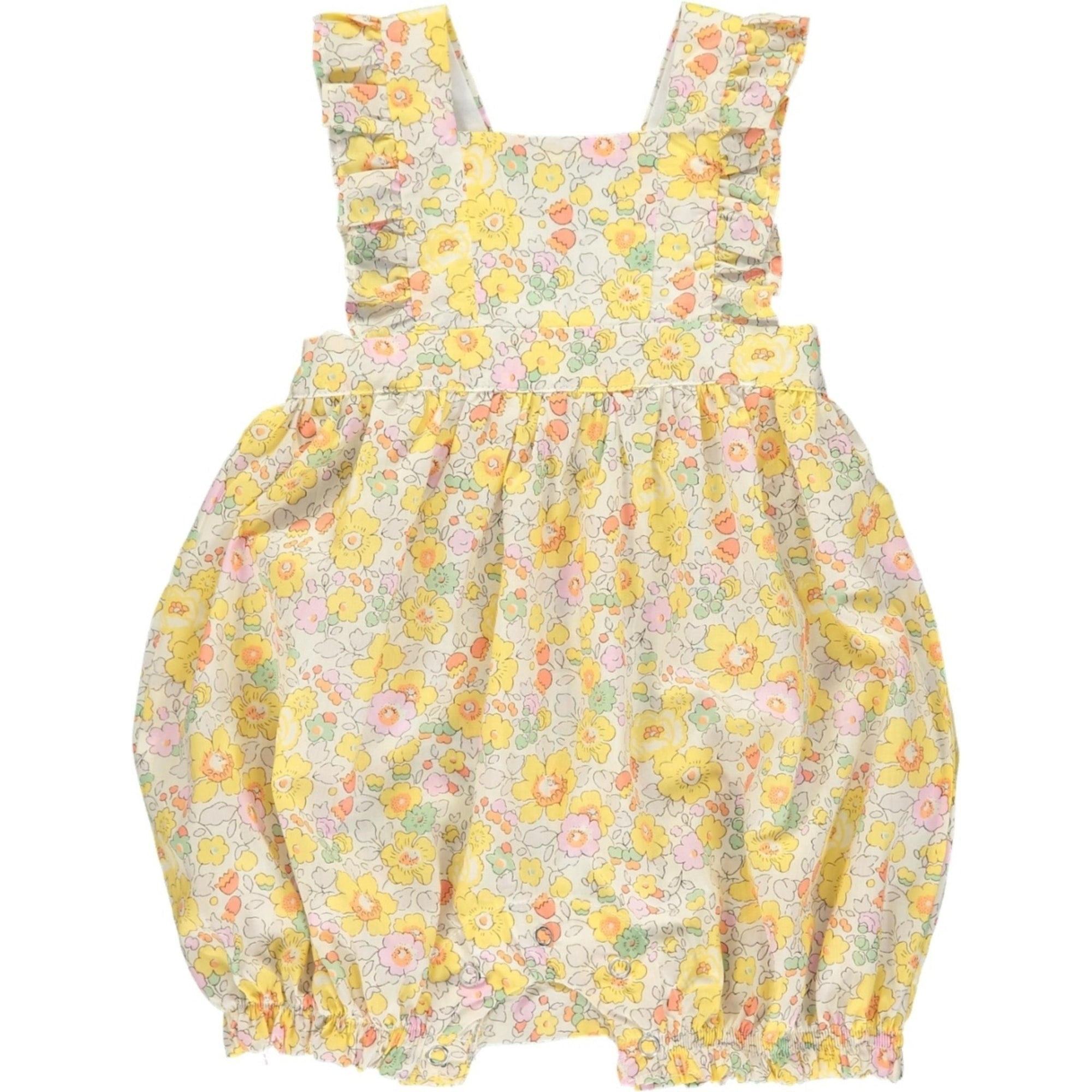 Baby Girl Bubbles / Overalls / Jumpsuits