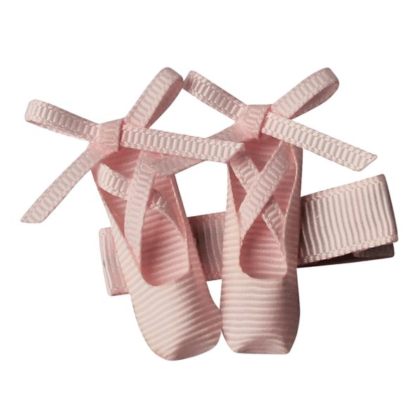Ballerina Shoe Bow
