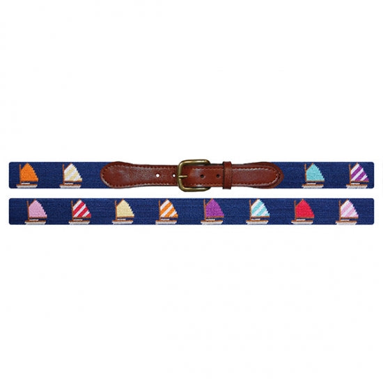 Smathers and Branson Needlepoint Belt