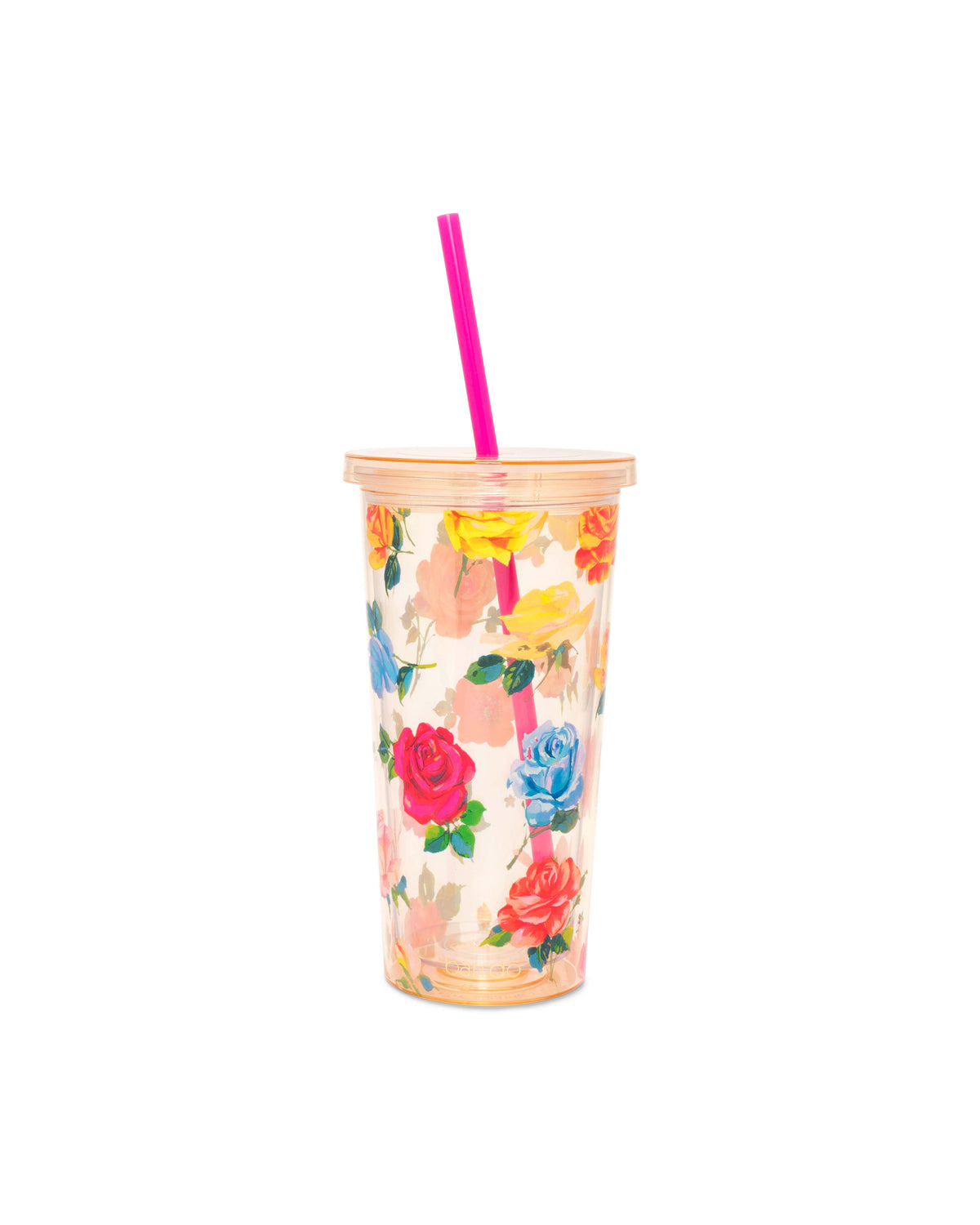 Sip Tumbler With Straw