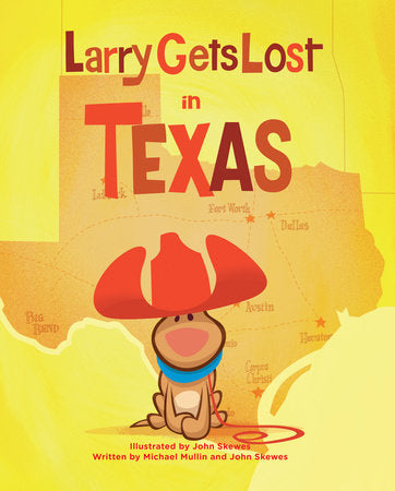 Random House / Larry Gets Lost in Texas / The Itsy Bitsy Boutique Houston Texas