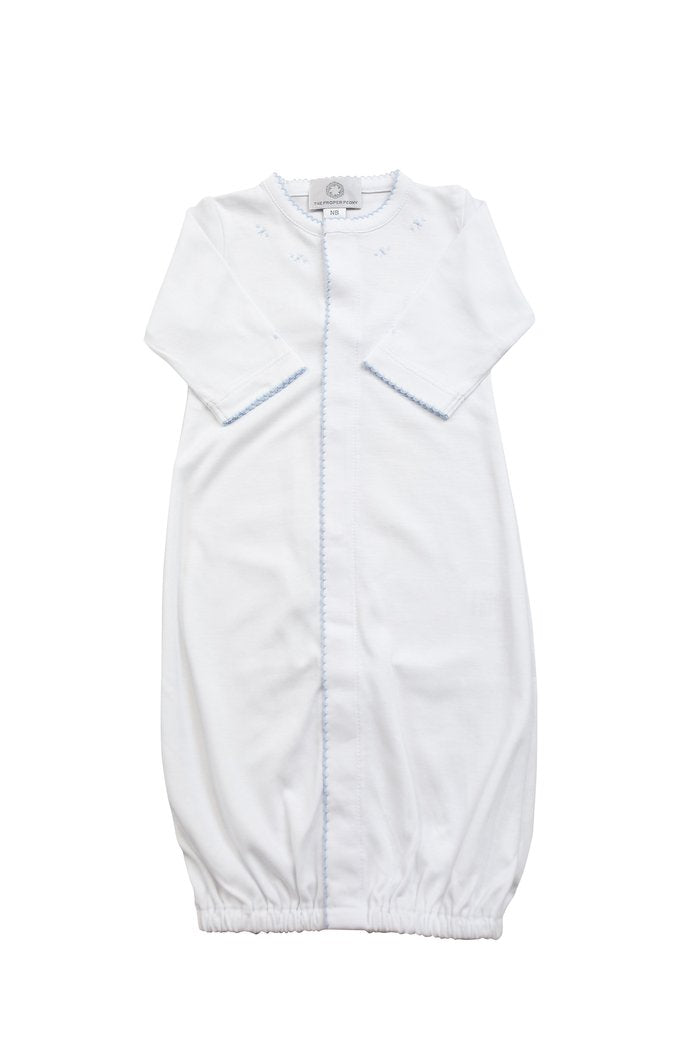 Pima Converter Gown-WB