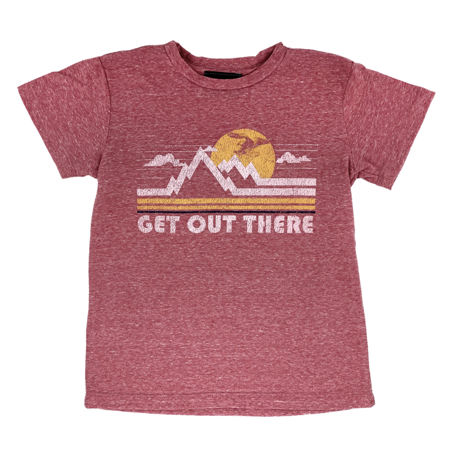 Get Out There Tee