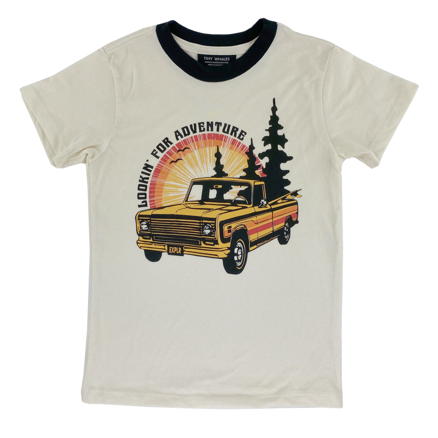 Lookin For Adventure Tee