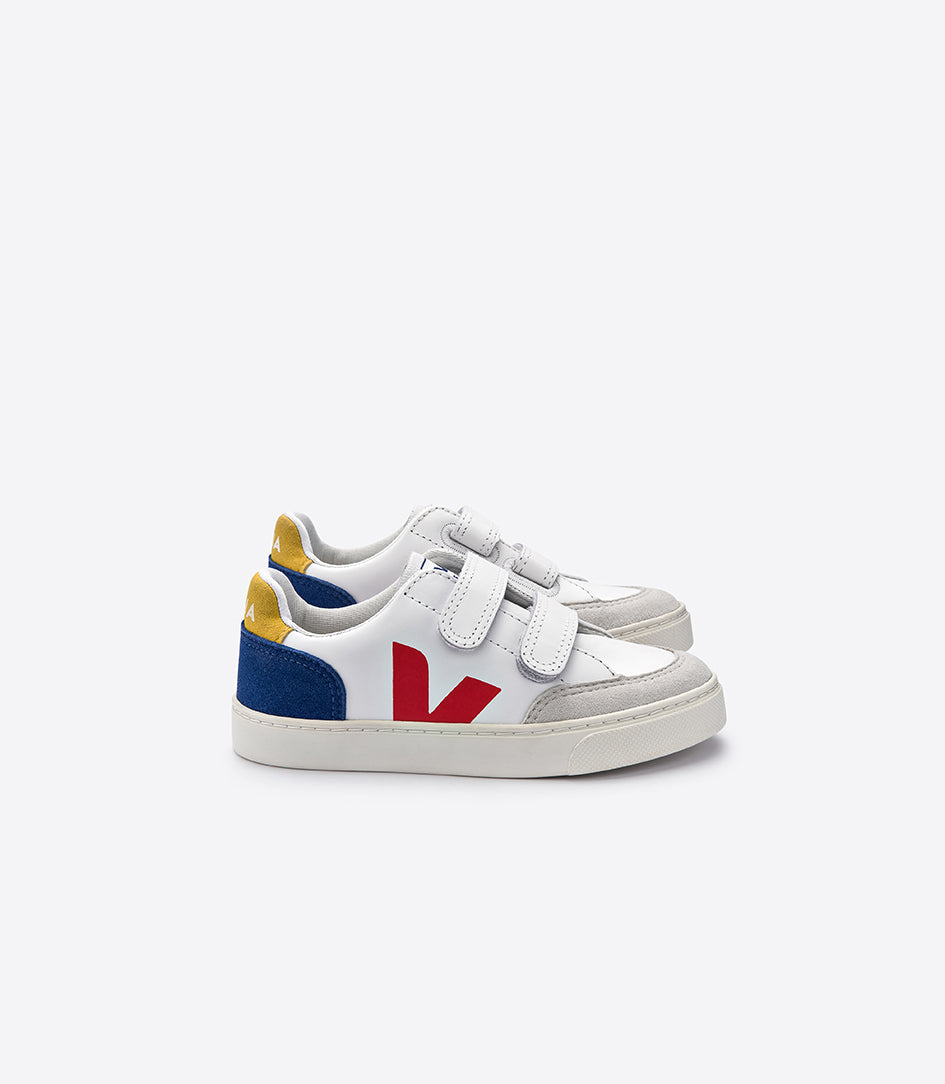 Veja /V12 Velcro Sneaker / The Itsy Bitsy Boutique Houston Texas