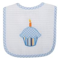 Boy Birthday Bib