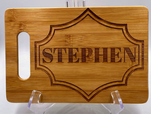 Personalized Cutting Board, Birthday Gift, Gift for Her, Gift for Him