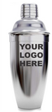 Custom Cocktail Bar Shaker - Your Logo Here