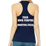 Team Buck Furpees Racerback Tank