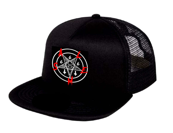 HOUSE OF SALEM 666 HAT