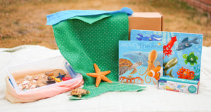 Speech Therapy: Under the Sea Theme