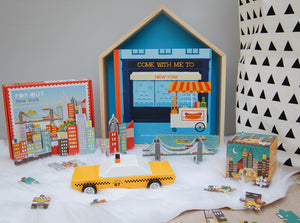 Adventure to New York City Play Set