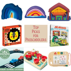 Holiday Top Picks for Preschoolers