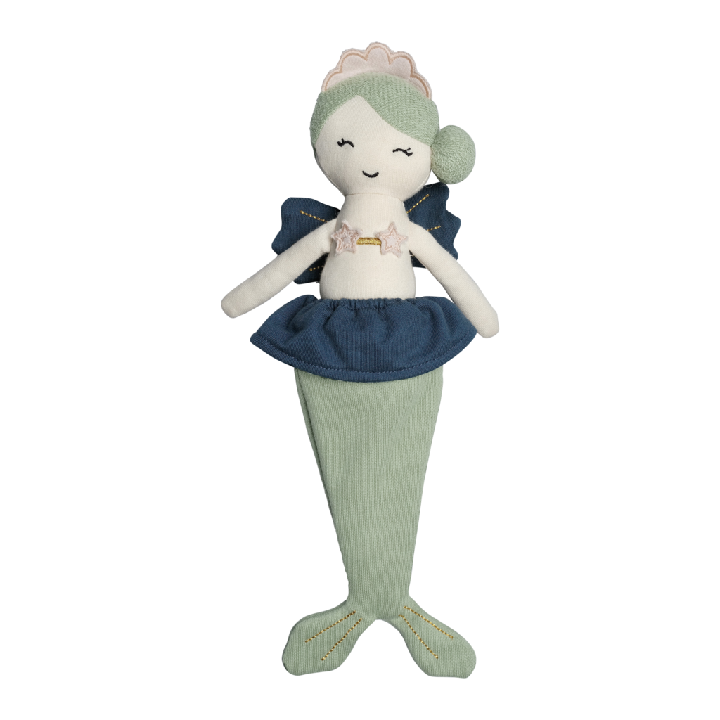 Fabelab Mermaid Doll - Lola & Lark