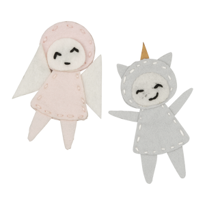Fabelab Unicorn + Fairy Charm Craft - Lola & Lark