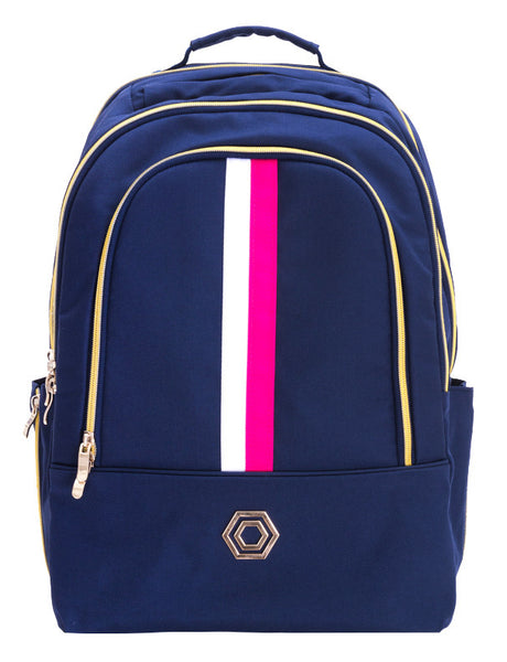 Navy with Pink Slim