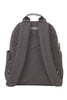 Grey Slim Backpack - Create Your Own