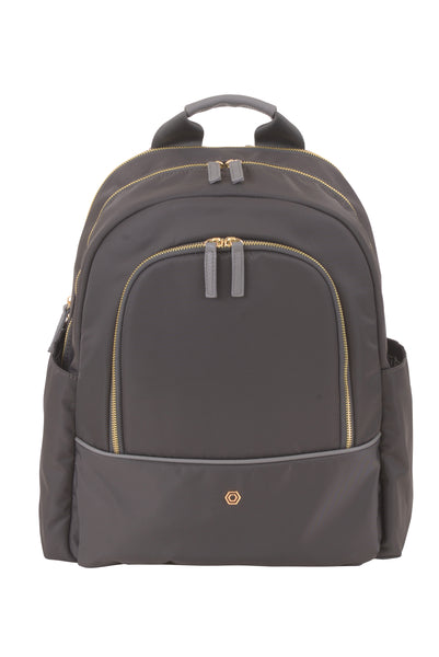 Grey Slim Backpack - PREORDER