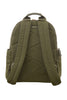 Green Slim Backpack
