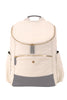 Natural & Grey Classic Backpack