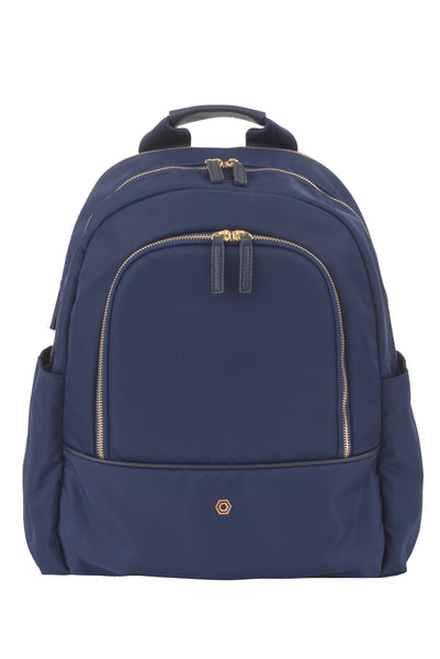 Navy Slim Backpack - PREORDER