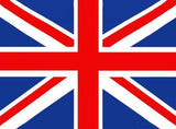 Union Jack - Red/White/Blue Flag