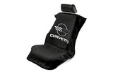 CORVETTE C4 SEAT ARMOUR™ CAR SEAT TOWEL