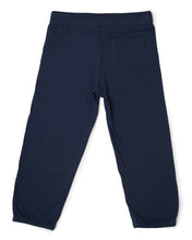 Me Do. Learn-to-Dress Navy Sweat Pant Back