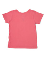 Me Do. Learn-to-Dress Pink Tee Shirt Back