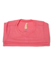 Me Do. Learn-to-Dress Pink Tee Shirt Interior Back