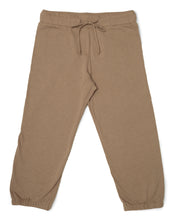 Me Do. Learn-to-Dress Tan Sweat Pant Front