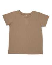 Me Do. Learn-to-Dress Tan Tee Shirt Front
