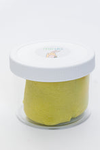 Glowing Green Super Sensory Calming Play Dough - 20oz Jar