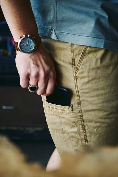 Merrill 6 pocket shorts