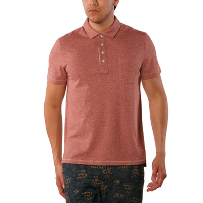 Barn – Dixon Twist Yarn Jersey Polo