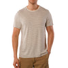 Gordon Hemp Cotton Stripe Crew