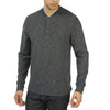 Bailey Plated Slub Jersey Henley