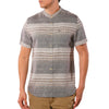 Houghton Short Sleeve Yarn Dyed Stripe