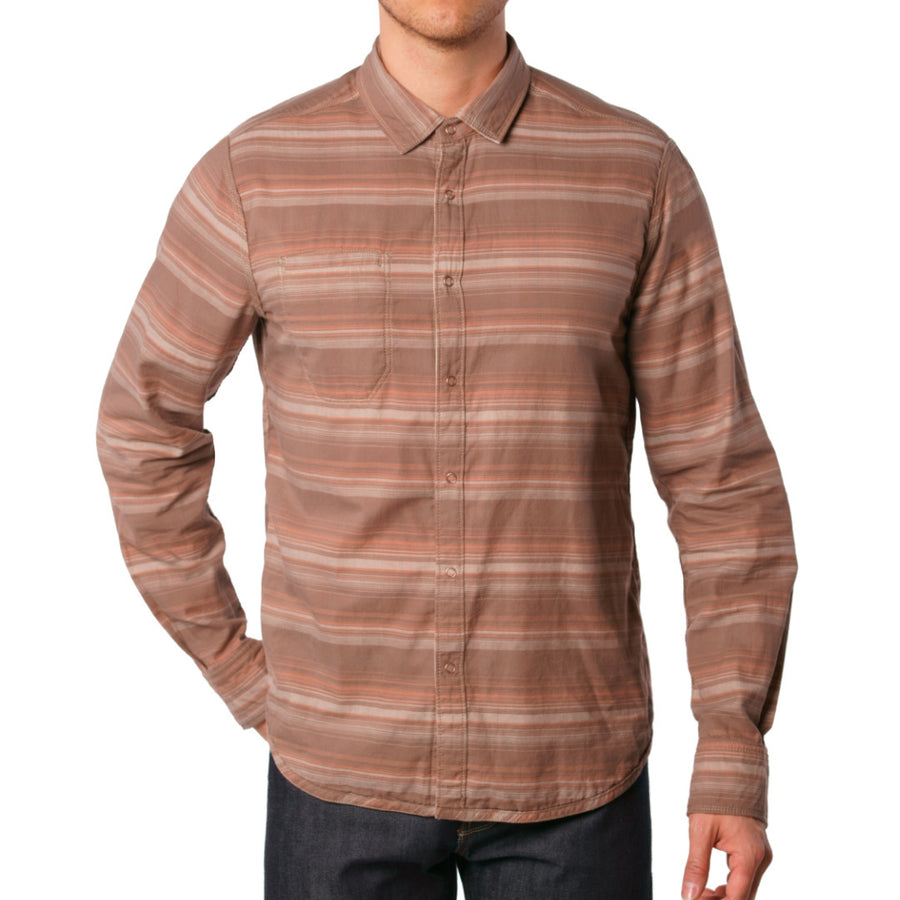 Vogel – Reversible Stripe With Plaid